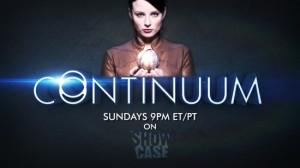 Titelbild Continuum Staffel 1